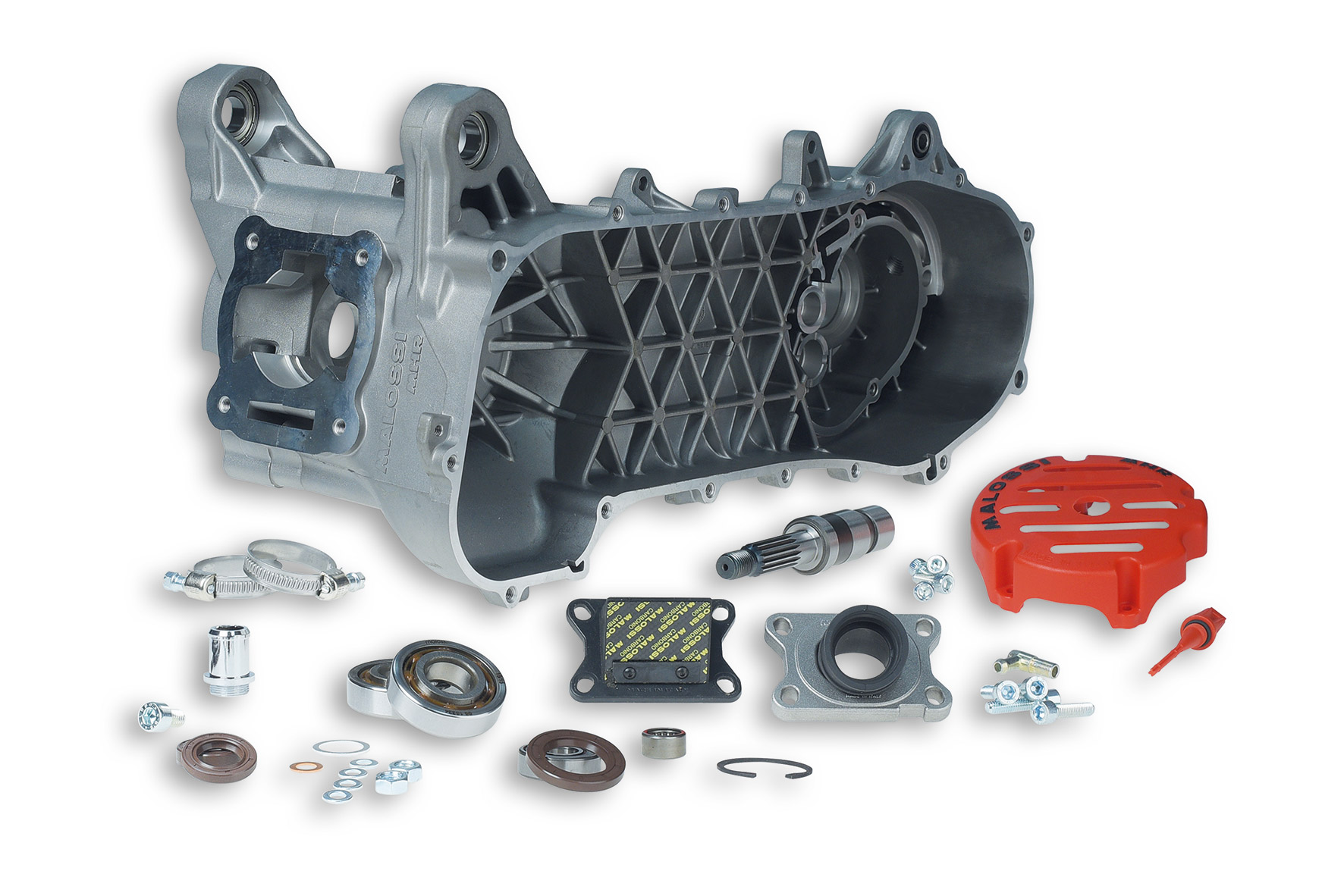 § MHR RC-one COMPL. ENGINE CRANKCASE (for YAMAHA engine)