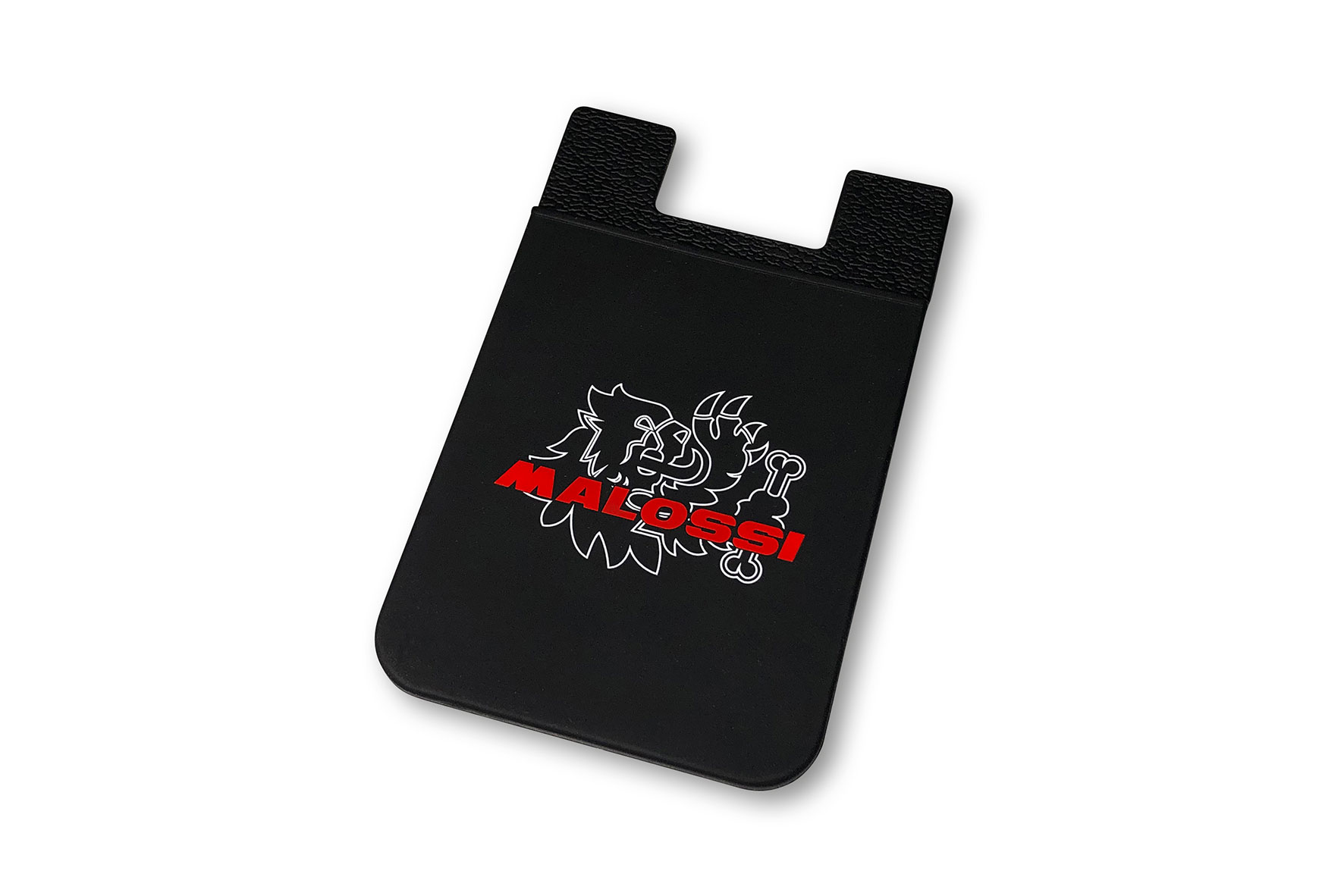 BLACK PHONE WALLET MALOSSI