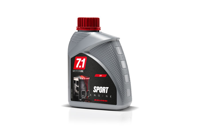 BOTTLE 7.1 2T OIL SPORT Engine 1L for vehicles with separate lubrication