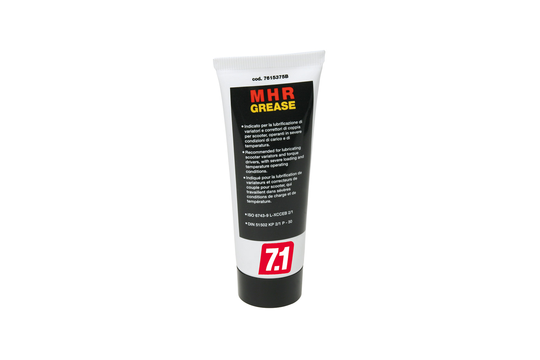 7.1 MHR grease tube - lubricating grease gr.40