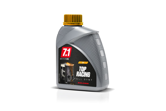 BOTTLE 7.1 2T OIL TOP RACING Full Synt (SAE 40) 1L